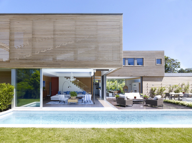 Hampton's Residence in Quogue, NY by Austin Patterson Disston Architects