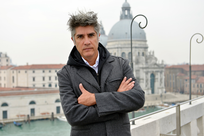 Alejandro Aravena. Photo by Andrea Avezz.