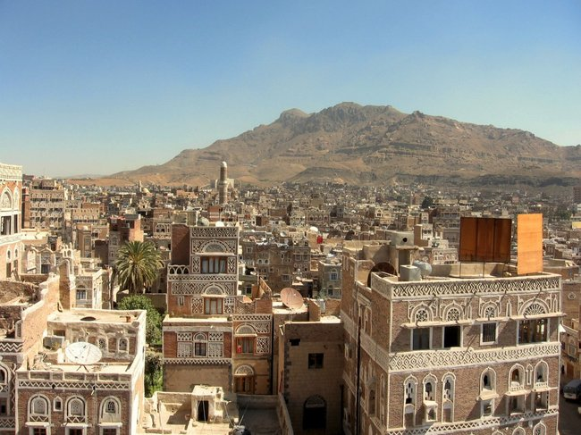 Sana'a, the capital of Yemen, is one of the fastest growing cities in the world. While most of the world's population growth is expected to take place in Africa and Asia, the head of Arup asserts that many of the issues these cities face are shared by Western cities as well. Credit: Wikipedia