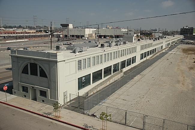 SCI-Arc Quarter Mile Long Building