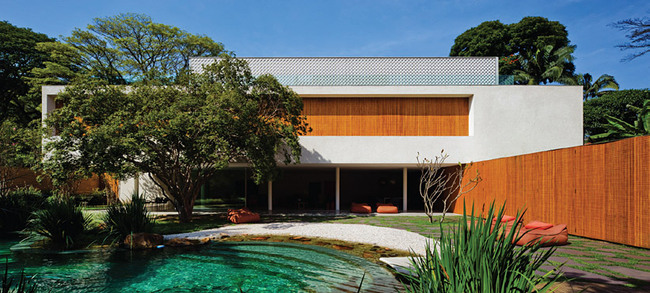 Studiomk27, with Cobogo House Sao Paulo, Brazil