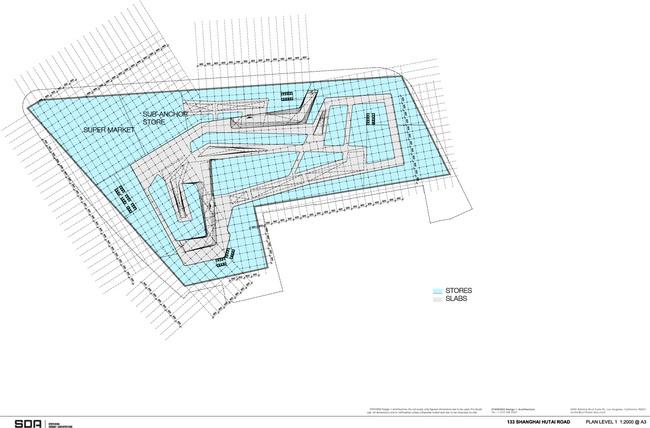 Floor plan B1 (Image: SDA)