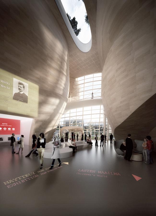 View of lobby (Image: Djuric Tardio - Scriptogram.com)