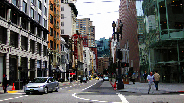 Downtown San Francisco. Photo: Andy Melton/Flickr.