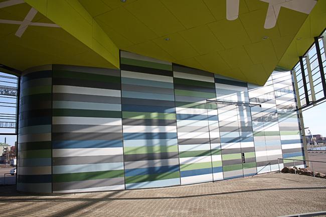 Vellamo Maritime Museum of Finland in Kotka 2008