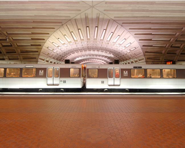 D.C. Metro Central. Photo by Larry Levine.