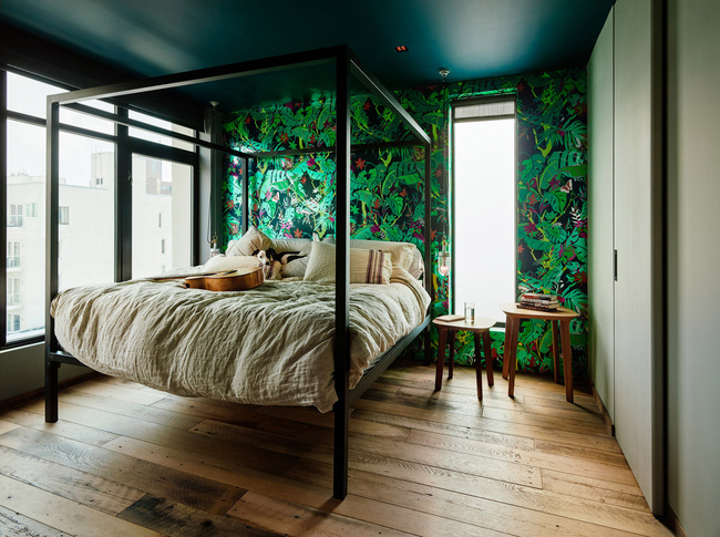 room and board architecture bed | prince furniture