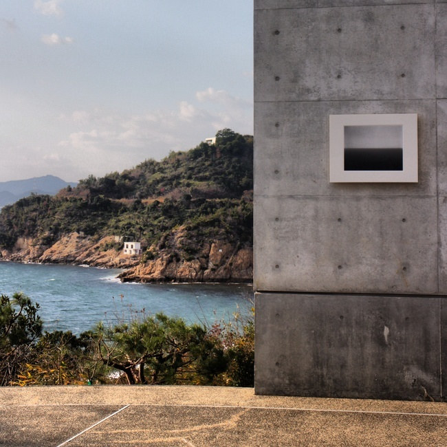 Naoshima Island via Evan Chakroff