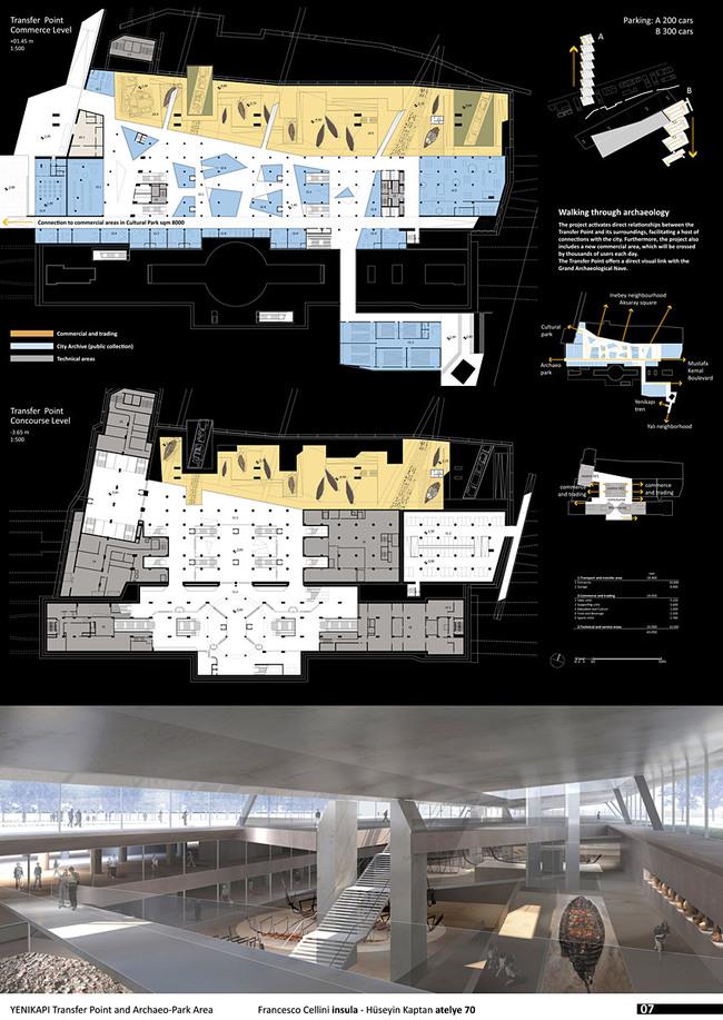 Atelye 70 & Francesco Cellini & Insula Architettura E Ingegneria
