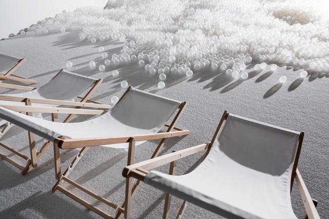 The Beach by Snarkitecture. Photo: Noah Kalina.