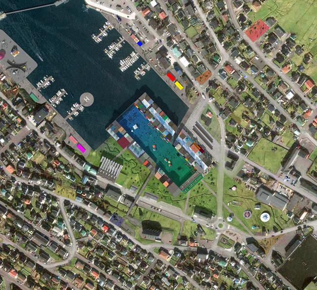 Master plan (Image: Kubota & Bachmann Architects)