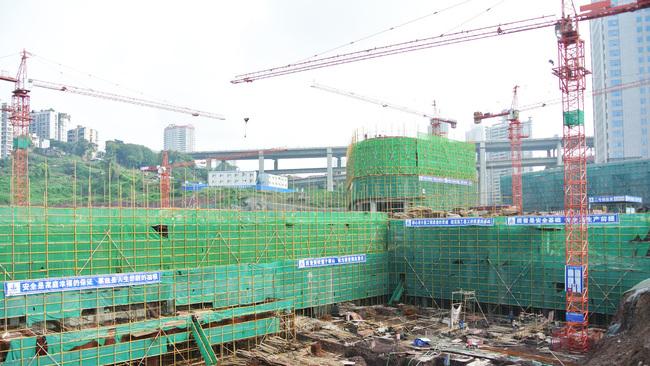 مجتمع تجاری چونگ کینگ