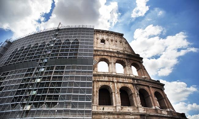 Photograph: Lorenzo Cicconi Massi/Tod's, via The Guardian.