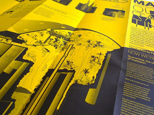 Funding Unsuccessful: MAP 005 CHERNOBYL, a publication. by David A. Garcia