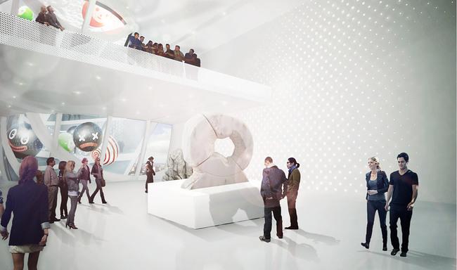 Grand gallery (Image: PAR)