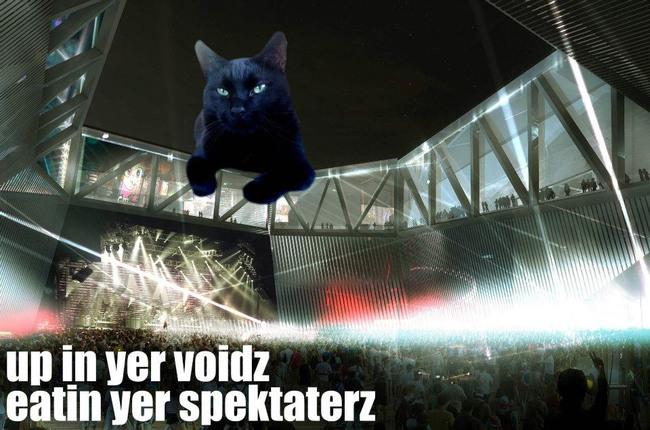 up in yer voidz eatin yer spektaterz (Image: Studio Gang Architects)