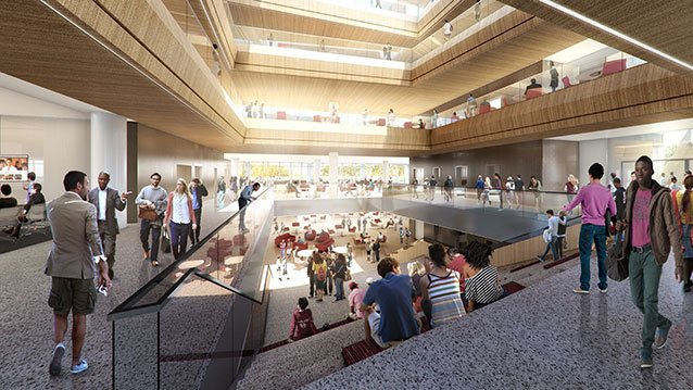 Ennead Architects To Design A New 39 University Commons 39 At