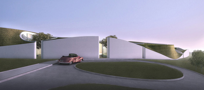 Entrance (Image: Serie Architects)