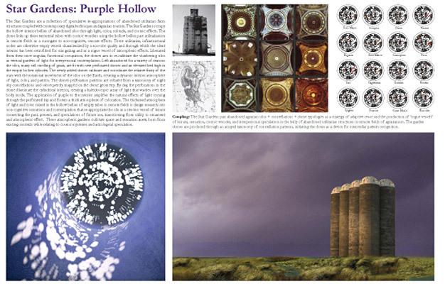 Special Mention/Infrastructural Transformation: Star Gardens: Purple Hollow, Clark M. Thenhaus, USA