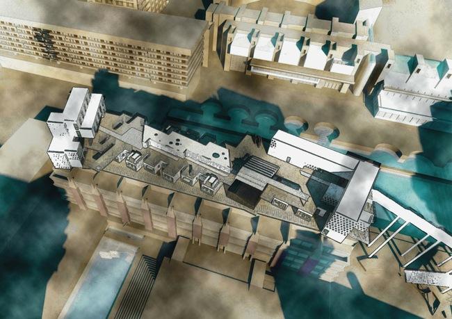 Barbican Unite - Yves Kervoelen