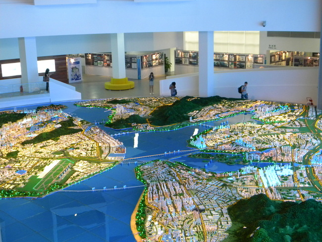 Xiamen City Model