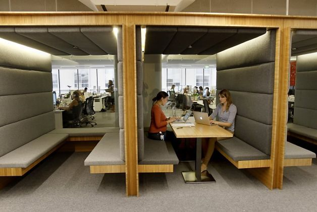 Aftershock 2 serendipity machines and the future of for Office design trends articles