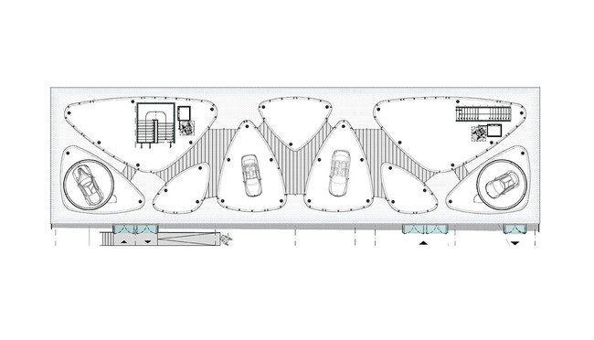 First floor plan (Image: Serie Architects)