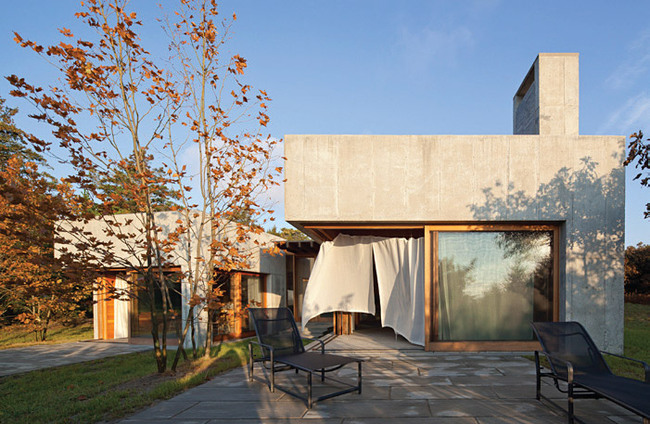 Peter Rose & Partners, with East House, Chilmark, Massachusetts, US