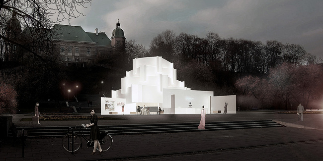 Exterior rendering (Image: exexe)