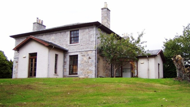 Glover House in Aberdeen. Image via http://aberdeen.stv.tv/