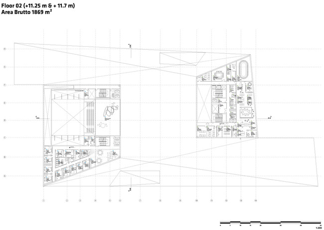 Floor plan - 2 (Image: Team BIG)