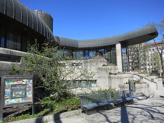 Reima Pietilä Library