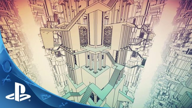 "A screenshot of ""Manifold Garden."" Image: pcworld.bg"