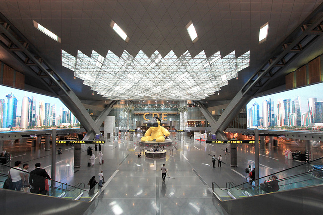 Photography © Hamad International Airport/GKD/Thomas Holtkötter