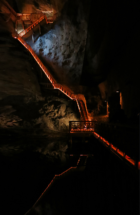 Salt Mines of Wieliczka by A.D.Morley & J.A.Wong .