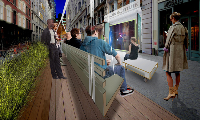 EFGH: Street space