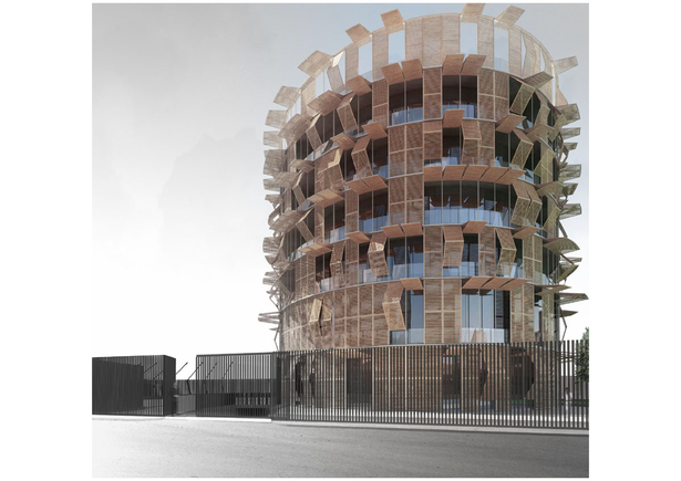 Nueve Grados Project Context in Malabo, Equatorial Guinea by Built by Associative Data