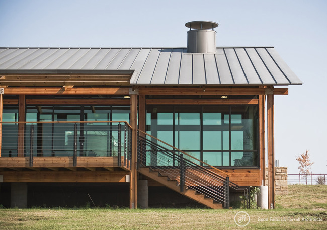 John Bunker Sands Wetland Center in Seagoville, TX by Good Fulton & Farrell