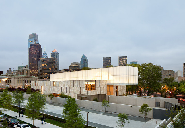 The Barnes Foundation; Philadelphia, PA (Photo: Michael Moran)