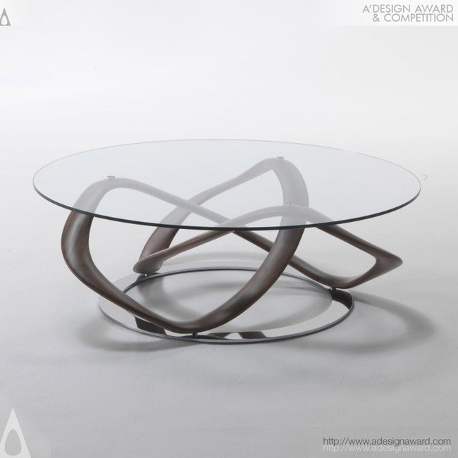 Infinity Coffee Table by Stefano Bigi
