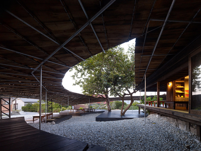 World Culture Building of the Year: Shima Kitchen, Tonosyotyo, Japan, Architects Atelier RYO ABE, Japan