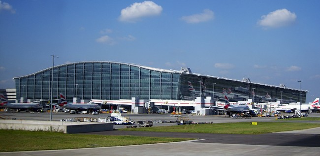 Heathrow. Image via wikipedia.org.