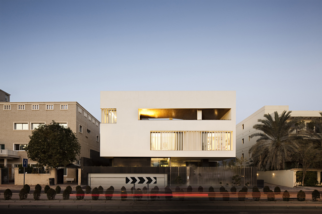 Secret House, shortlisted for GCC Residential Project of the Year. (Photo by Nelson Garrido)
