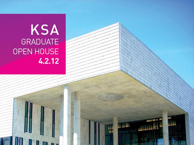 KSA Grad Open House
