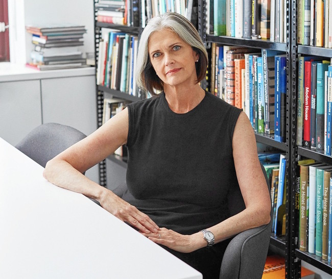 Dean Deborah Berke. Image: Hartford Courant