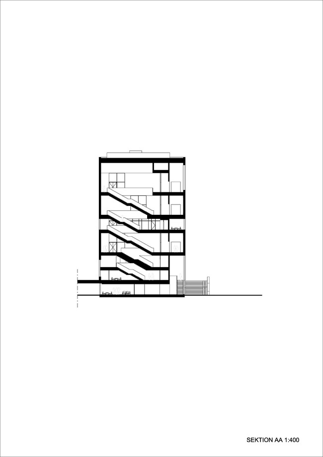 Section CC (Illustration: Henning Larsen Architects)