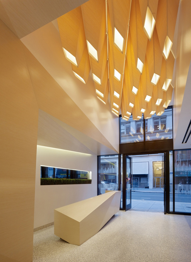 Lightfold by IwamotoScott Architecture (Photo: Matthew Milllman Photography)