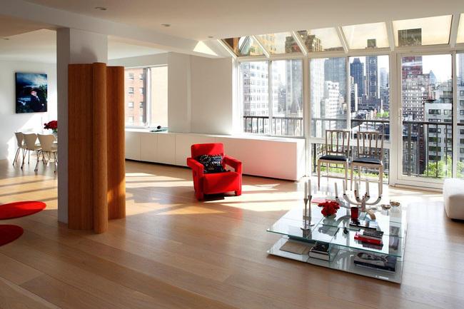 Manhattan Penthouse, Designer Cecilia Dupire