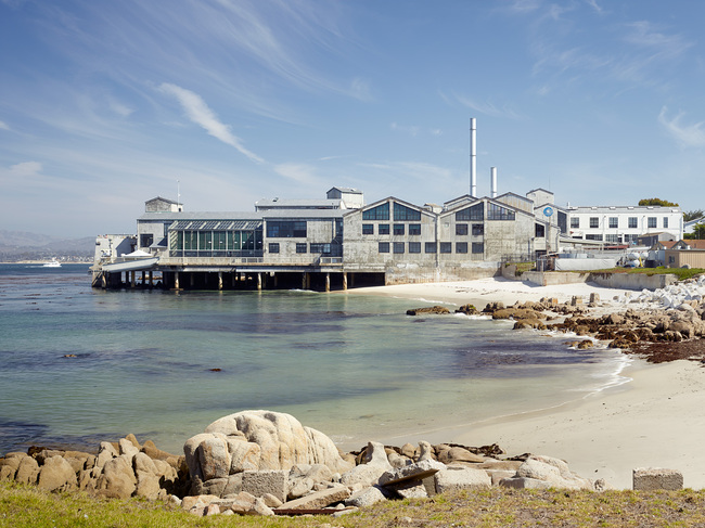 The Monterey Bay Aquarium won the AIA's 2016 Twenty-Five Year Award. Photo: Bruce Damonte.