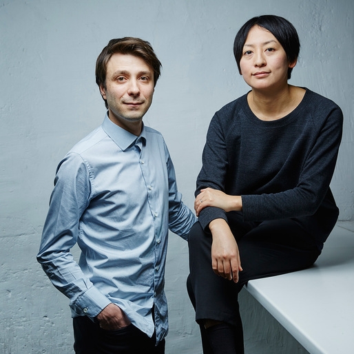 Nicolas Moreau and Hiroko Kusunoki. Courtesy of Moreau Kusunoki.
